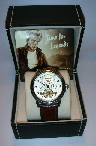 Ingersoll Herren - Armbanduhr In7302sl Automatik Bild