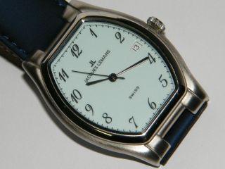 Jacques Lemans Automatic Herren Armbanduhr Wristwatch Jl 1 - 750 Top Bild