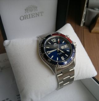 Orient 5 Deep
