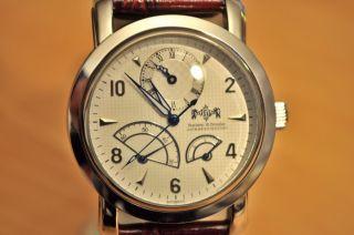 Automatik Uhr Buchner & Bovalier Bild