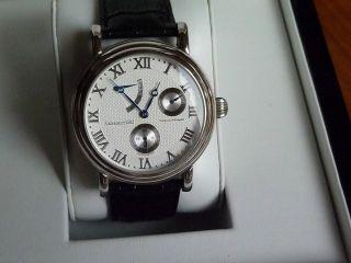 Schöne Uhr Calvaneo 1583 Temporio Seagull Automatik 2714 Mit Gangreserve Bild