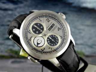 Org Maurice Lacroix Masterpiece Chronograph