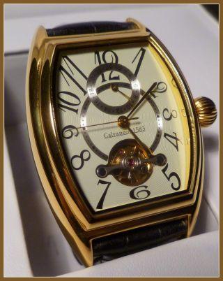 Calvaneo 1583 - Tonneau Automatique - Armbanduhr Bild