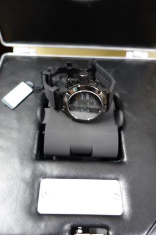 U - Boat Classico Automatic Chronograph Uhr In Titan GehÄuse 53mm Bild