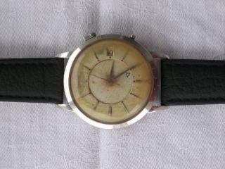 Jaeger Le Coultre,  Memovox,  Automatik,  Armbandwecker,  Durchmesser 37mm Bild