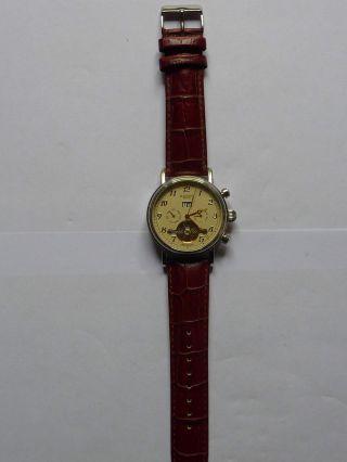 Madisonnew York Herrenuhr Automatik - Uhr In Originalverpackung Bild