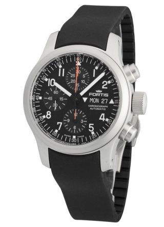 Fortis B - 42 Pilot Professional Automatik Chronograph 635.  10.  11 K Bild