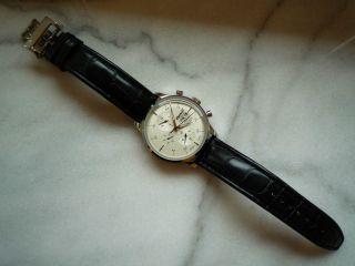 Ingersoll Herren Uhr Columbia No.  1 Typ: In2819 Armbanduhr Lederarmband Top Bild