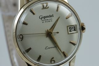 Gigandet Evermatic 18k / 750 Rosegold Automatik Bild