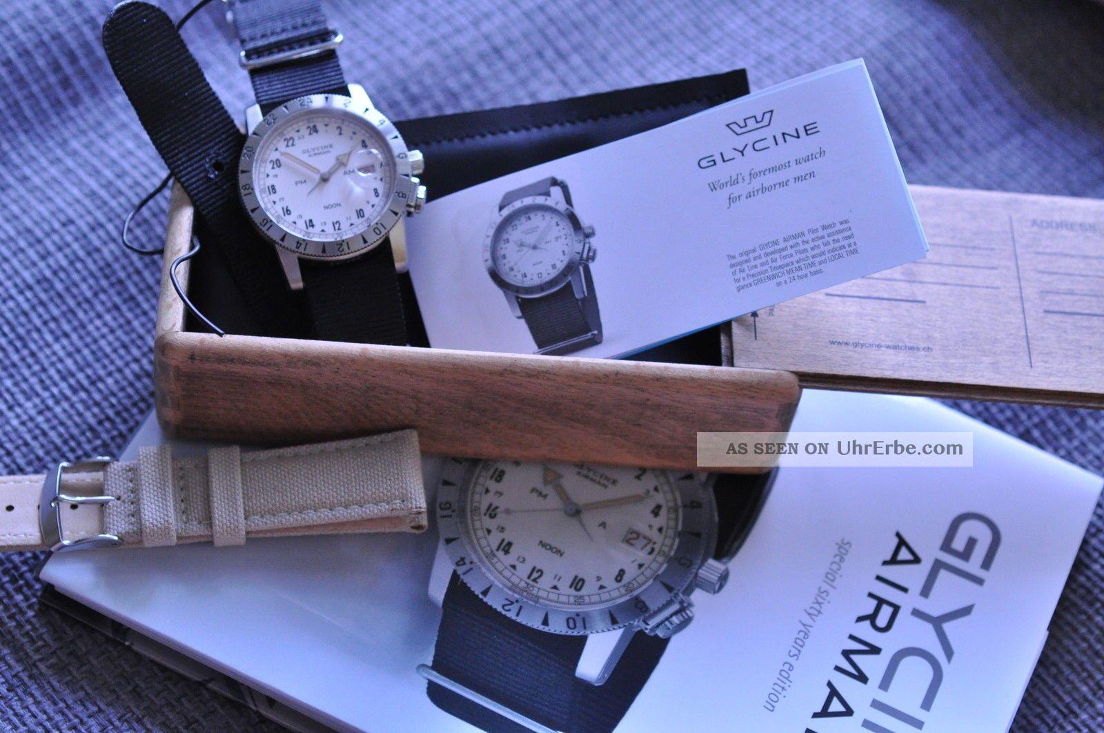 Glycine Airman_ Special Sixty Years Edition Armbanduhren Bild