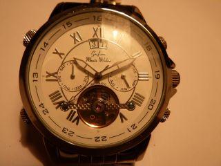 Automatik Uhr Von Graf Von Monte Wehro Bild