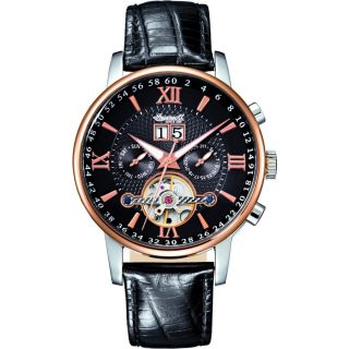 Ingersoll Watch Grand Canyon Iv 6900 Rbk Leather Strap Bild