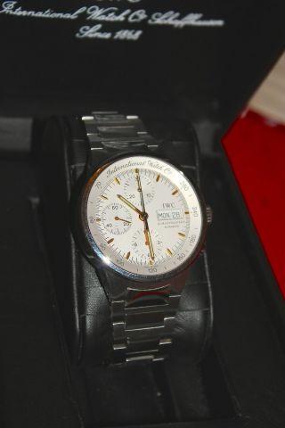 Iwc Schaffhausen Gst Automatic Chronograph Bild