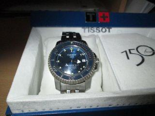 Uhr,  Tissot,  Seastar 1000,  Herren,  Taucheruhr,  Analog,  Automatik,  Wie Bild