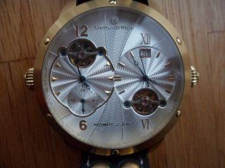 Constantin Weisz Automatik Uhr,  Kaum Getragen Bild