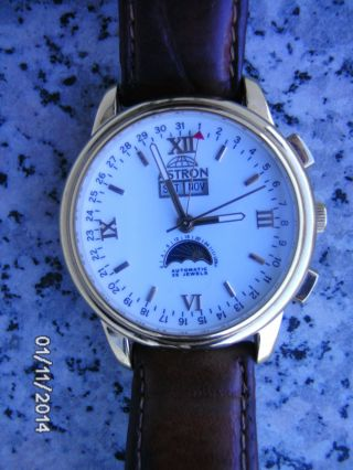 Armbanduhr Astron Automatic,  35 Jewels (topzustand) Bild