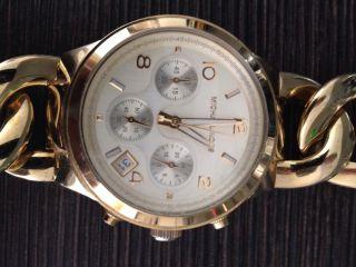 Uhr,  Micharl Kors,  Mk 3131,  Goldfarben Bild