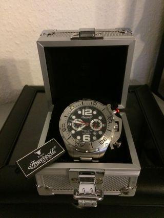 Ingersoll Bison 34 Chronograph Uhr Bild