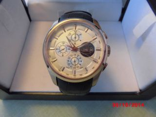 Herrenuhr - Tissot - Chronograph Automatic T035627a Sapphire Crystal Bild