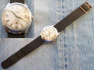 Kienzle 57 / 21 Automatic Automatik Armbanduhr Herren Uhr Volksautomatik Alu Bild