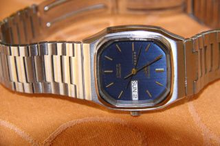 Longines Uhr Automatic Uhr Day - Date Vintage Bild