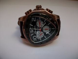 Sarastro Automatik Great Commander Chrongraph Herrenarmbanduhr Wie Bild