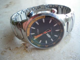 Sector 700 Eta Automatic/automatik Swiss Made Sapphire Crystal Bild