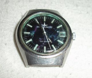 Dugena Matic Armbanduhr Bild