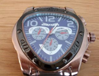 Sarastro Automatikuhr Great Commander Chrongraph Herrenarmbanduhr Bild