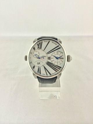 Uhr - Kraft Avantgarde Dual Time Bild