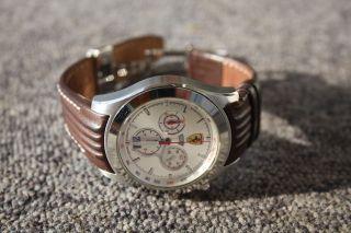 Ferrari Uhr Chronograph Ronda 5030 D Bild