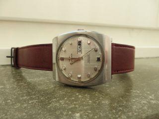 Dugena Monza Automatik Armbanduhr Analog Uhr Herren Automatisch Bild