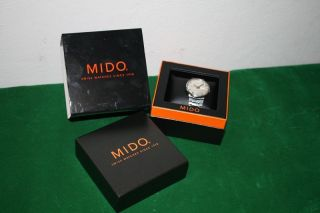 Mido Commander Ocean Star Datoday Eta Automatic,  Mit Kleiner Box - 10 - Bild