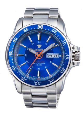 J.  Springs Beb083 J - Sports Uhr Automatik Armbanduhr Bild