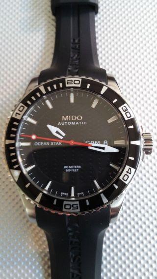 Mido Ocean Star Captain Iv - 42mm,  M011.  430.  11.  051 Bild