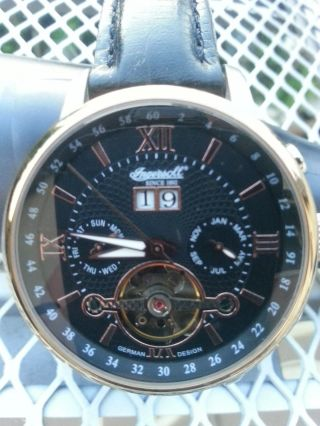 Ingersoll Gran Canyon In6900 Herren Armbanduhr - Lederarmband Bild