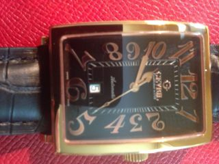 Stahluhr Rose´gold Plated/stahl,  Automatik,  Avenues Of Americas