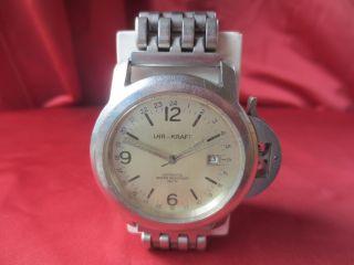 Uhr - Kraft Automatik Armbanduhr - 501/1a Bild