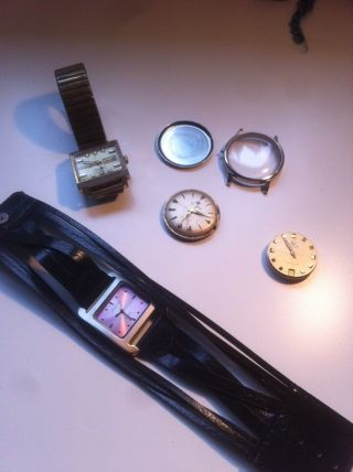 Mortima,  Cortebert,  Certina - Konvolut - Bundle - Watch Bild