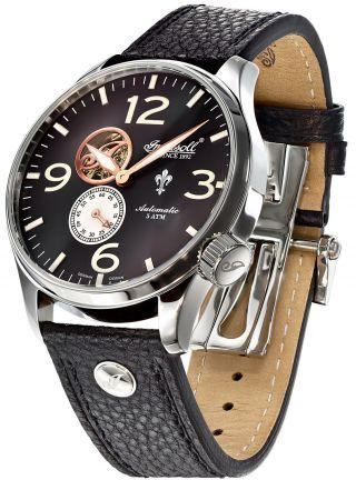 Ingersoll Uhr Teton Herren Automatikuhr In1003bk Bild