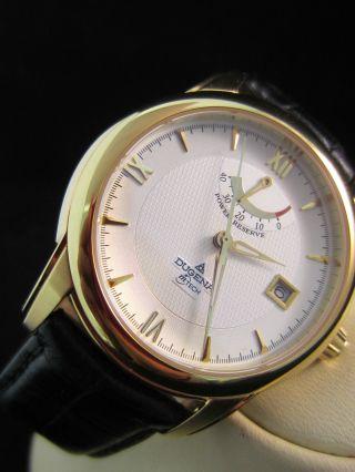 Dugena M - Tech Wr50 Armband Uhr Datumsanzeige Gangreserve Bild