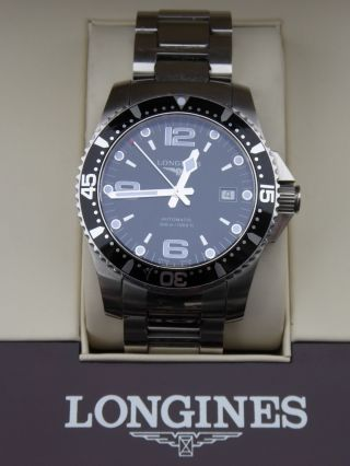 Longines Hydro Conquest Automatic 41mm Kaufd.  6/ 2012 Bild