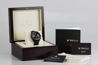 Tag Heuer Armbanduhr Herren Uhr Grand Carrera Watch Cav518k - Fc6268 2 J. Bild