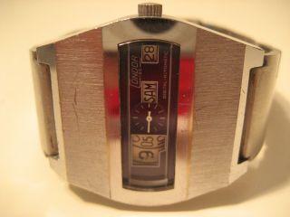 Condor Automatik,  Digitalanzeige,  Hau,  Stahl,  38mmdurchmesser Bild