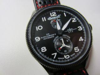 Ingersoll Automatic / Limitierte Edition / Getragen / Fliegerdesign Bild