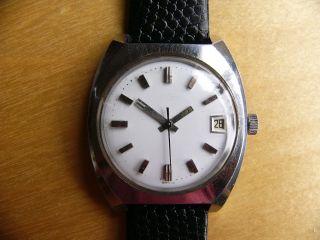 Herrenarmbanduhr Gruen Precision,  Automatic,  Kal.  Gruen 730 Ca,  60er/70er Jahre Bild