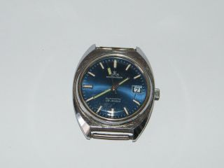 Meister Anker Kh Automatic Vintage Wrist Watch,  Repair,  Kaliber 22 Jewels Bild