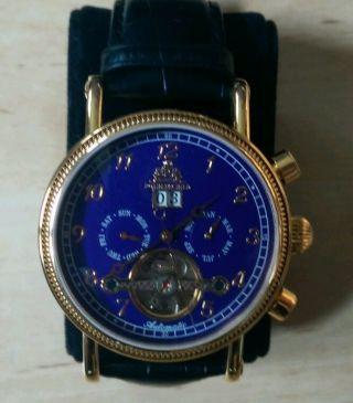 Rothenschild Patriarch Automatikuhr/armbanduhr Rs - 0604 - Gr Bild