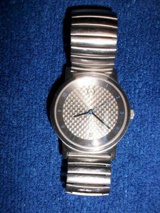 Außergewöhnliche Mercedes Clk Automatic - Uhr Mit Datumanzeige. Bild