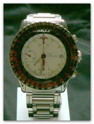 Certina Ds Michael Doohan 1996 Limited Valjoux 7750 Selten Bild